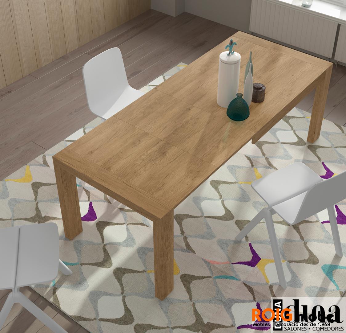 1 8 mesas de comedor mesas catalogo for Catalogo mesas comedor