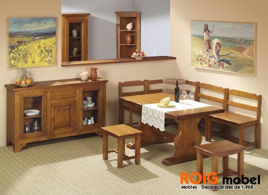 24.14 Comedores · Rústico   Mueble rústico y provenzal ...