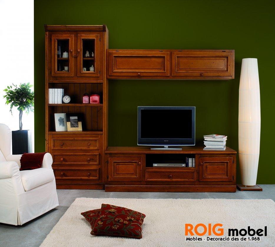 28 2 viste tu hogar con r stico mueble r stico y for Tu mueble catalogo