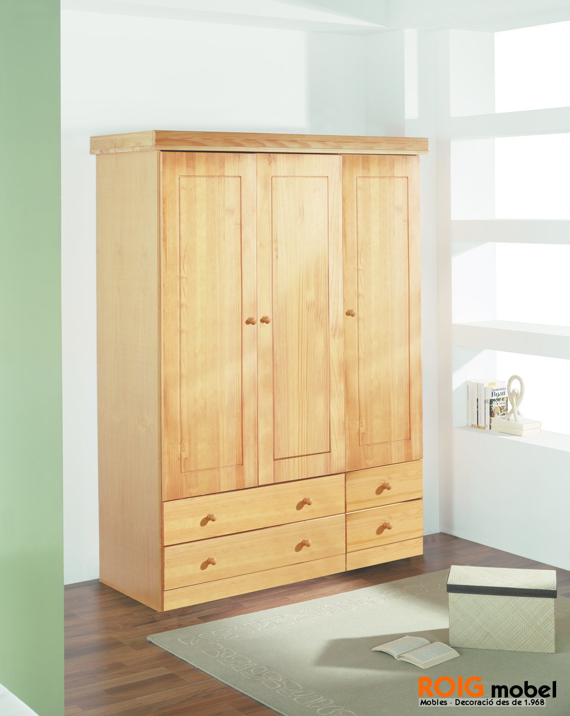 30 4 armarios rusticos urbanos mueble r stico y for Outlet muebles rusticos