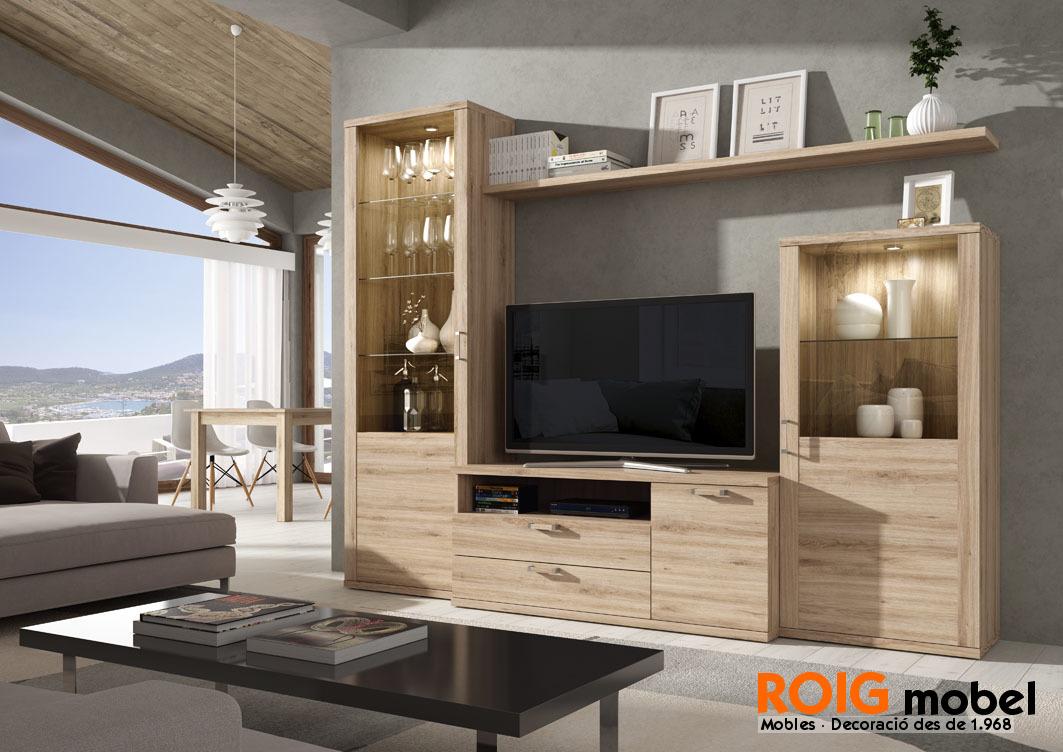 Muebles La Garriga Mobel Muebles Salon Logan Modernos Xikara Luis  # Muebles Piferrer La Garriga