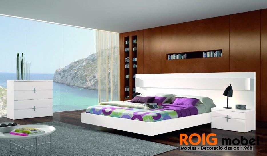 Dormitorios jovenes y urbanos dormitorios for Dormitorio matrimonio joven