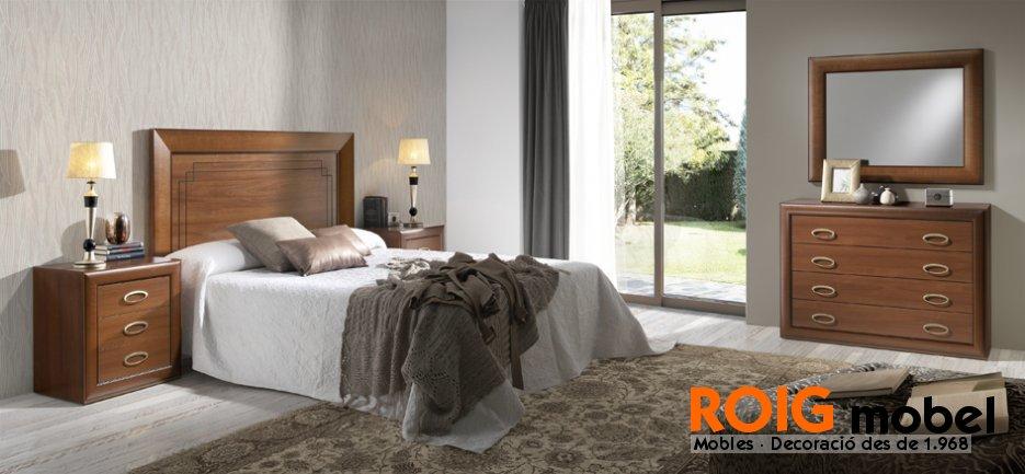 52 4 nuevos dormitorios cl sicos mueble cl sico catalogo - Decoracion de dormitorios clasicos ...