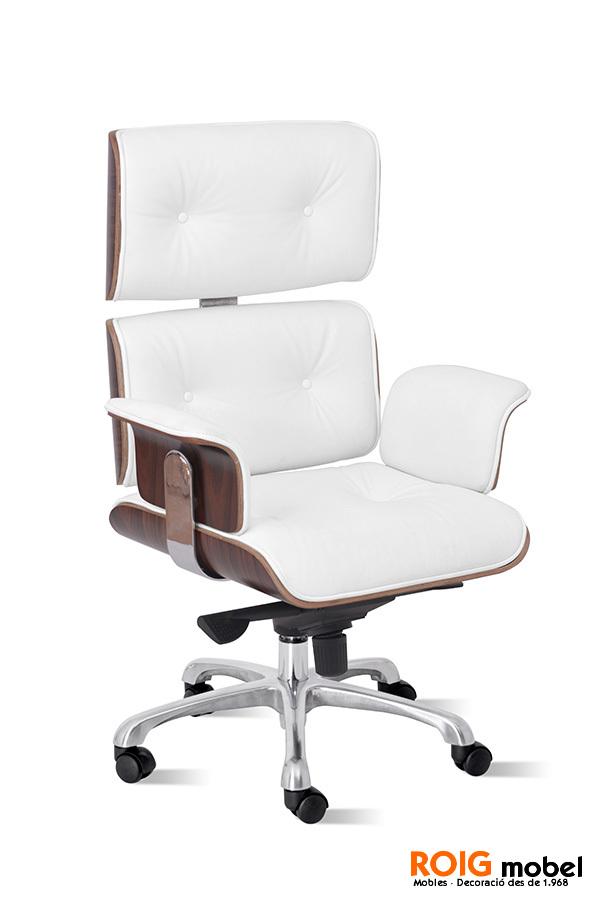 56 4 cadires d 39 oficina cadires i tamborets cat leg for Cadires oficina