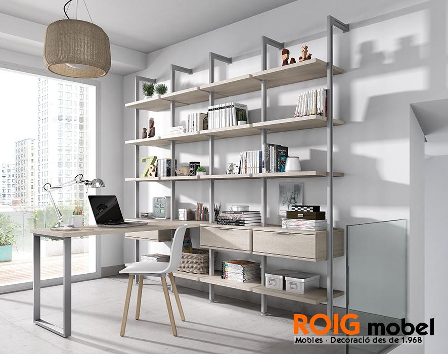 Zona estudio muebles de despacho catalogo for Muebles para estudio