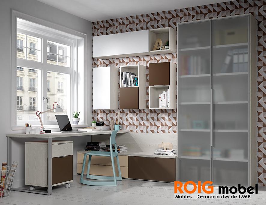 Zona estudio muebles de despacho catalogo for Muebles de despacho