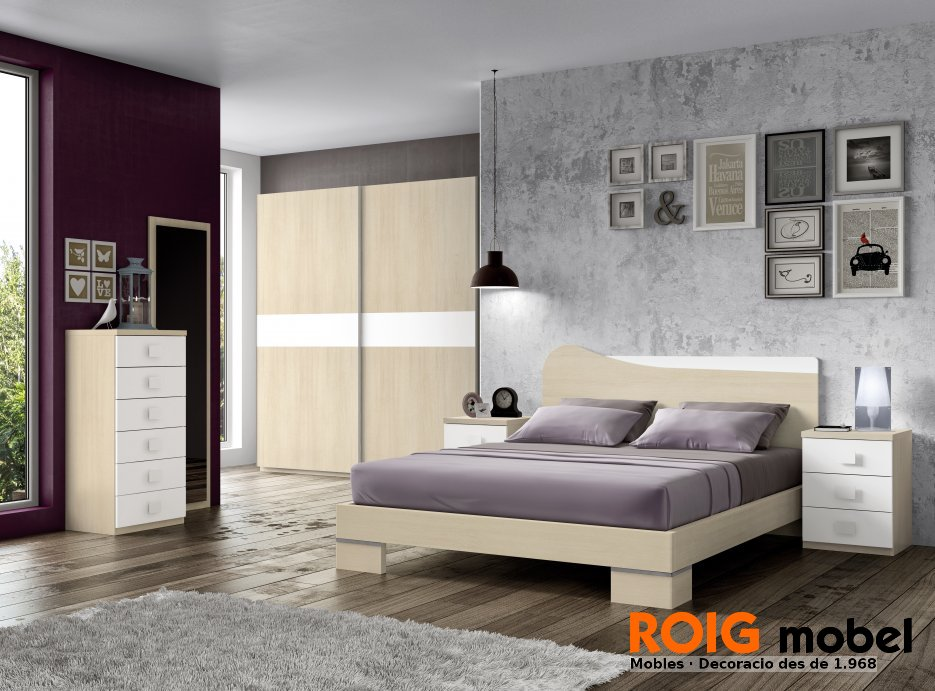 9 4 dormitorios b sicos dormitorios matrimonio catalogo for Precio habitacion matrimonio