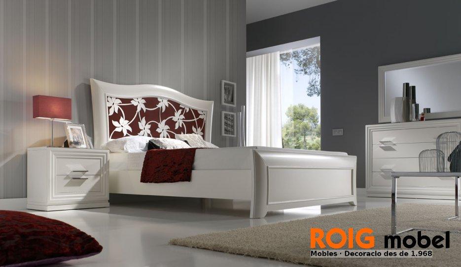 Dormitoris matrimonio vii mueble cl sico catalogo for Catalogo de dormitorios de matrimonio modernos