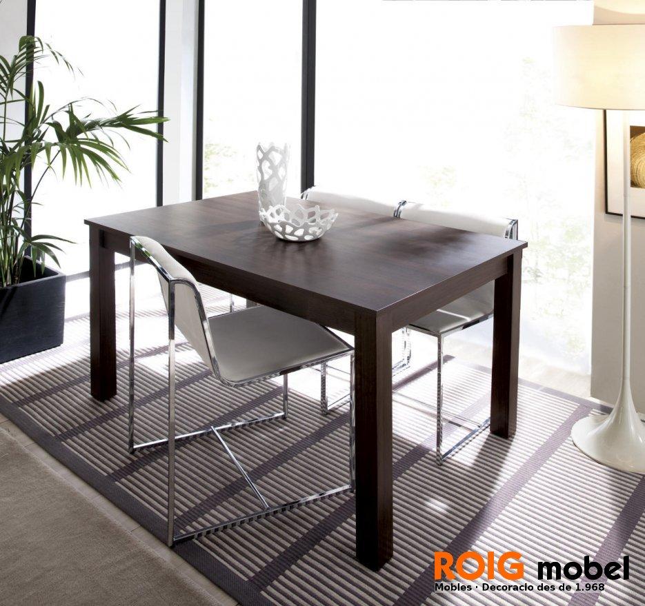 Mesas de comedor i mesas catalogo for Catalogo de mesas