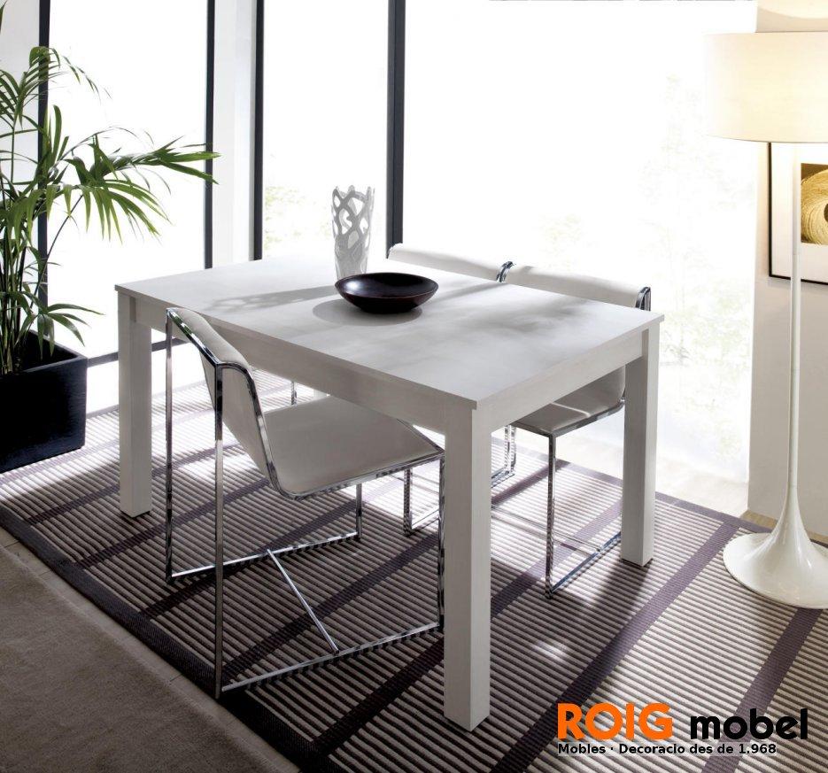 Mesas de comedor i mesas catalogo for Catalogo mesas comedor