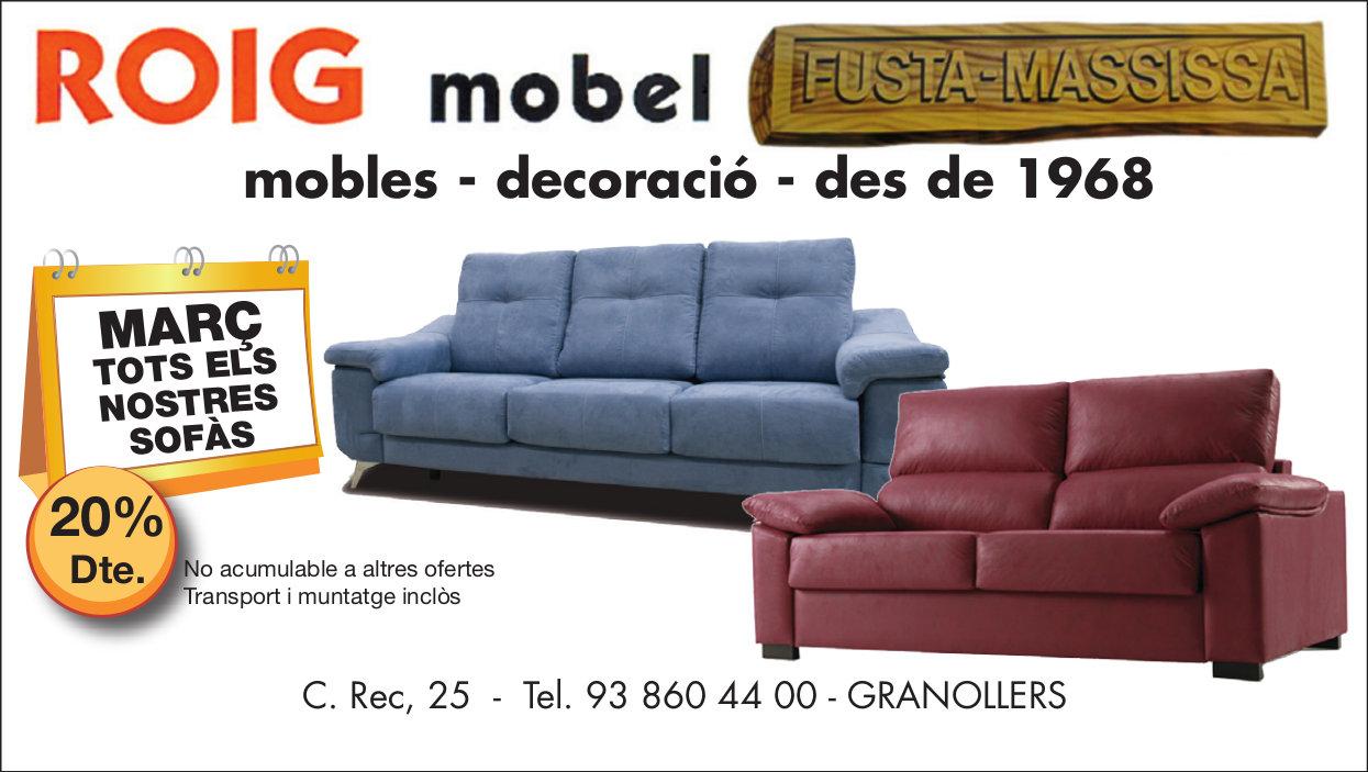 Muebles Roig Granollers - Tienda De Muebles En Granollers Trendy Moderno Mueble De Saln En [mjhdah]https://www.fama.es/ftp/noticias/2014/famaliving_granollers/Famaliving%20granollers%20tienda%20de%20sofas%20(2).jpg