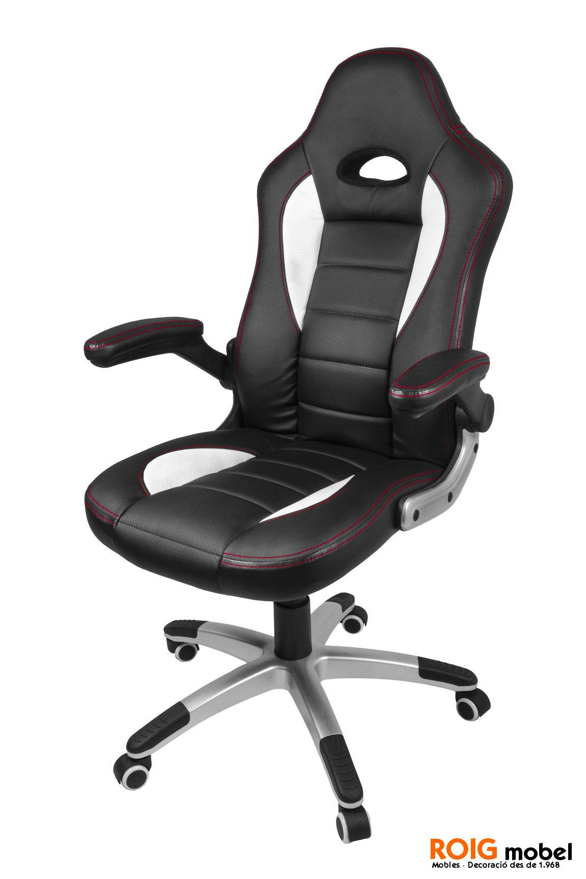 Sillas de oficina ii sillas y taburetes catalogo for Cadires oficina