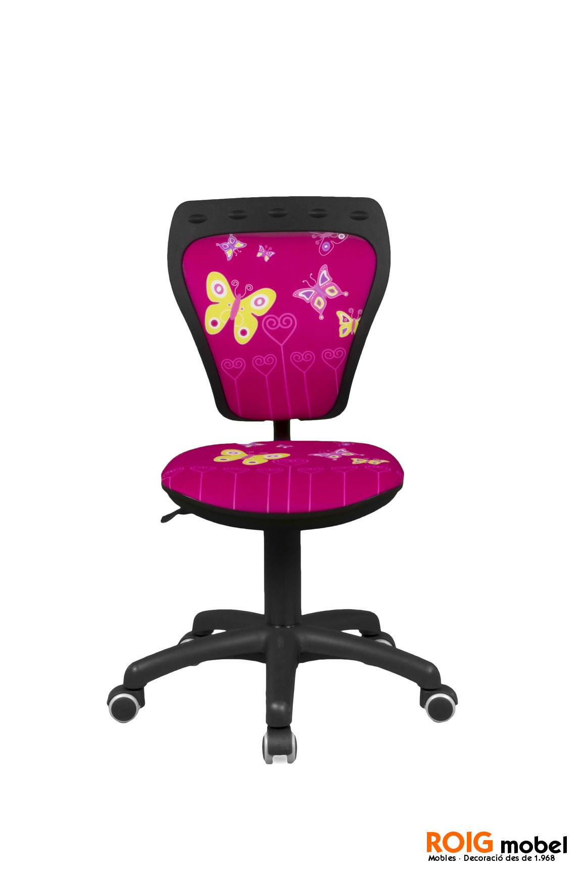 Sillas de oficina infantiles dormitorios for Ofertas sillas despacho