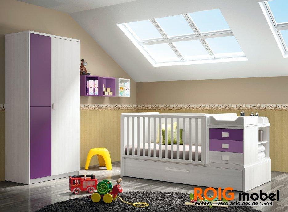 Cunas con encanto dormitorios infantiles catalogo - Dormitorios infantiles con encanto ...