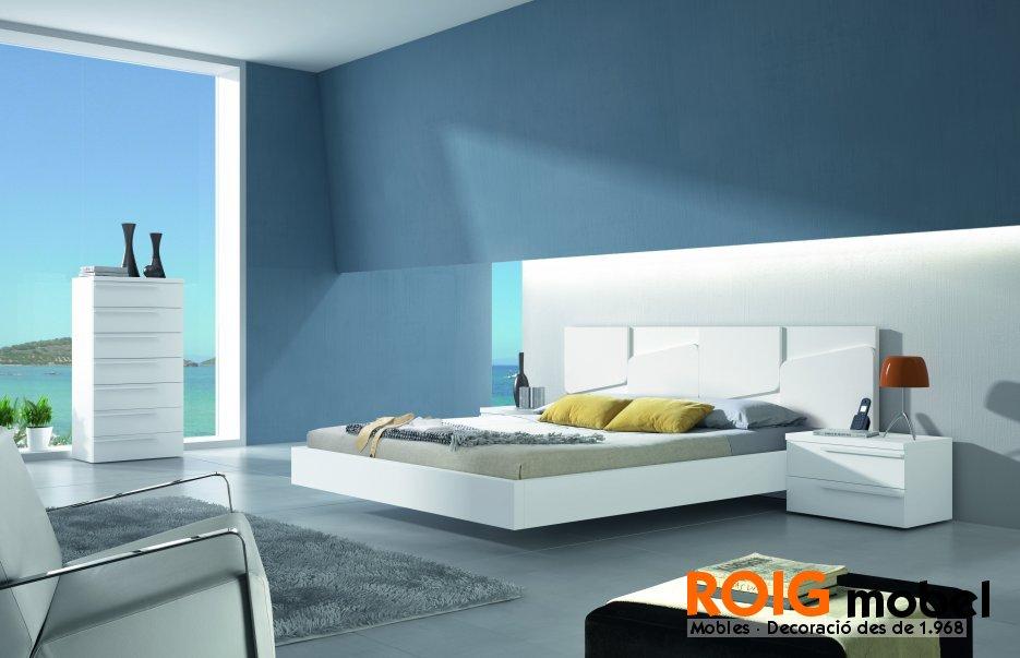 Dormitorios jovenes y urbanos dormitorios for Programa para amueblar habitaciones