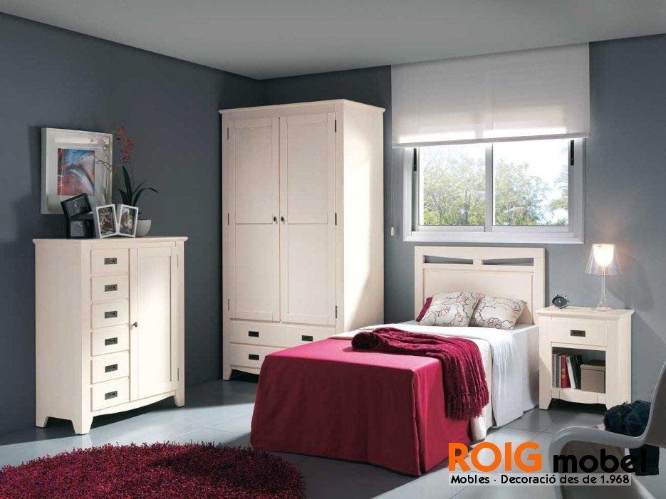 22 6 habitaciones juveniles mueble colonial catalogo for Catalogos habitaciones juveniles precios