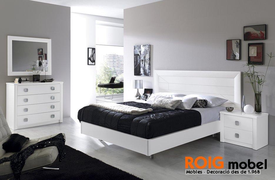 Dormitorios de matrimonio y juveniles mueble r stico y - Dormitorios estilo provenzal ...