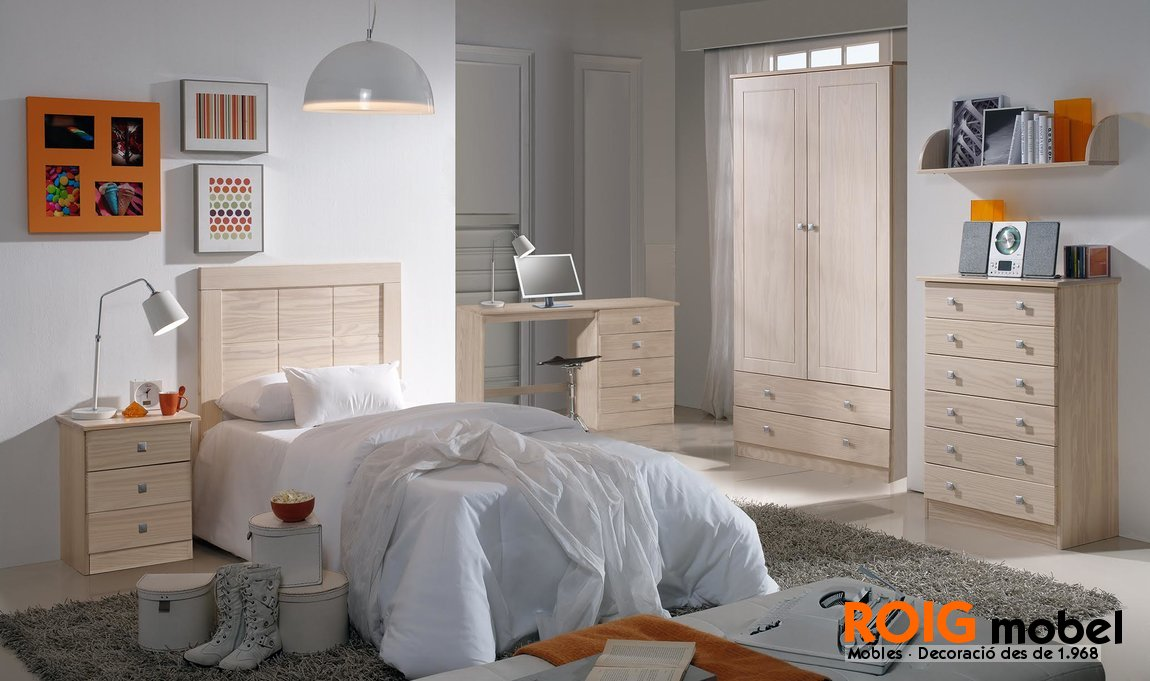 30 3 dormitorios r sticos juveniles mueble r stico y - Dormitorios juveniles rusticos ...