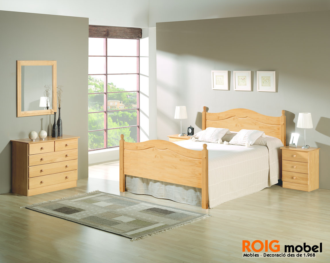 30 2 dormitorios r sticos urbanos mueble r stico y - Dormitorios infantiles malaga ...
