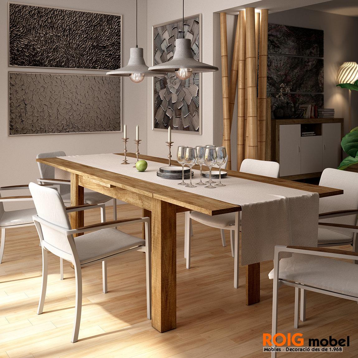 2 10 1 Muebles De Comedor Muebles De Comedor Catalogo # Muebles Roig Granollers