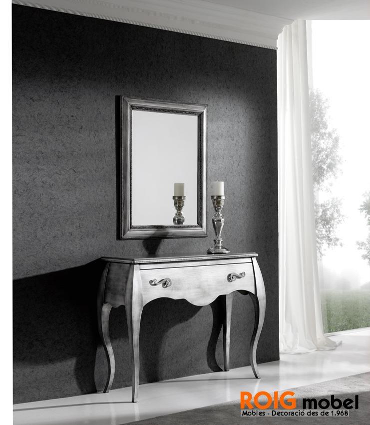 Recibidores modernos recibidores catalogo - Muebles recibidor pequeno ...