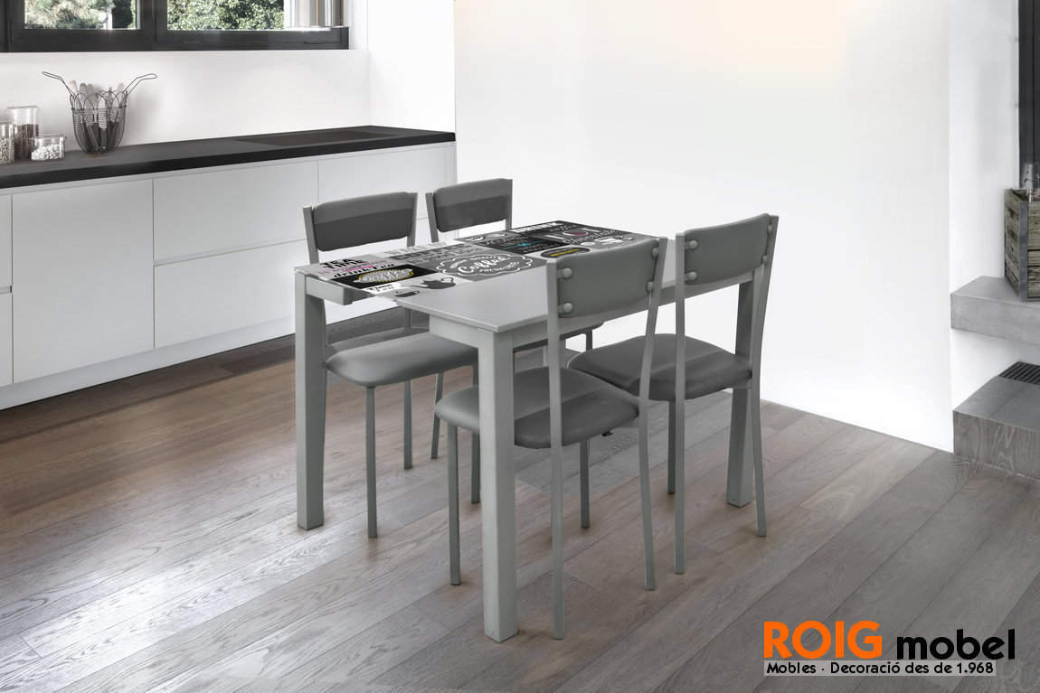 Mesas de cocina mesas catalogo for Catalogo de mesas