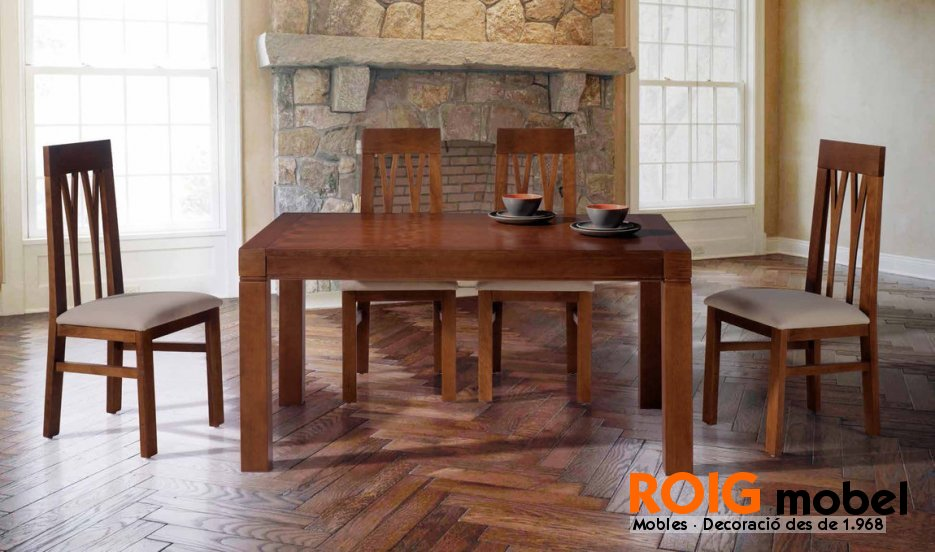 Best Mesas De Comedor Coloniales Contemporary - Casas: Ideas ...