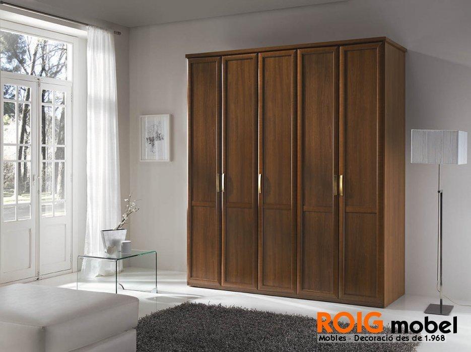 52 4 armarios cl sicos armarios y vestidores catalogo - Armarios clasicos dormitorio ...