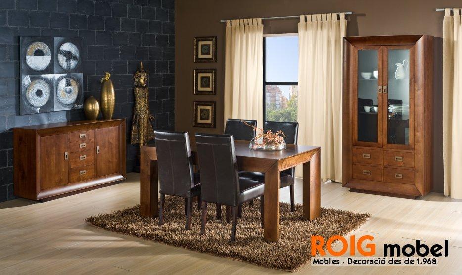 26 2 muebles elegantes mueble colonial catalogo for Muebles de comedor elegantes