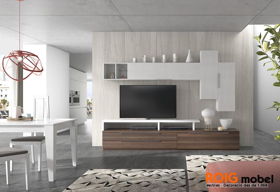 52 1 comedores modernos muebles de comedor catalogo - Muebles modernos para comedor ...